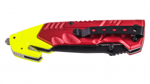 Спасательный нож со стеклобоем Colt Rescue Linerlock CT492 (США) с клипсой