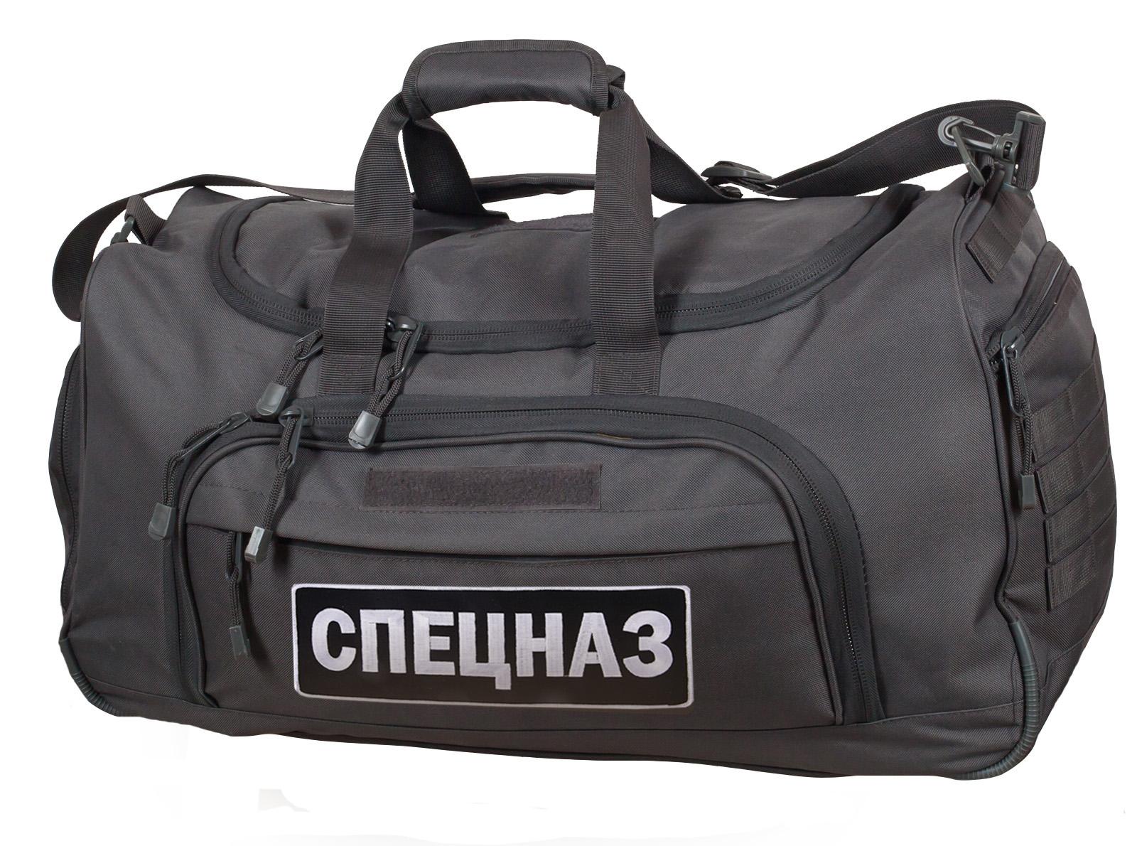 Респектабельная спецназовская сумка