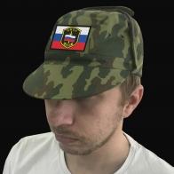 Мужская спец кепка с шевроном ОМОН МВД.