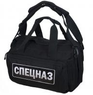 Спецназовская сумка с опциями рюкзака