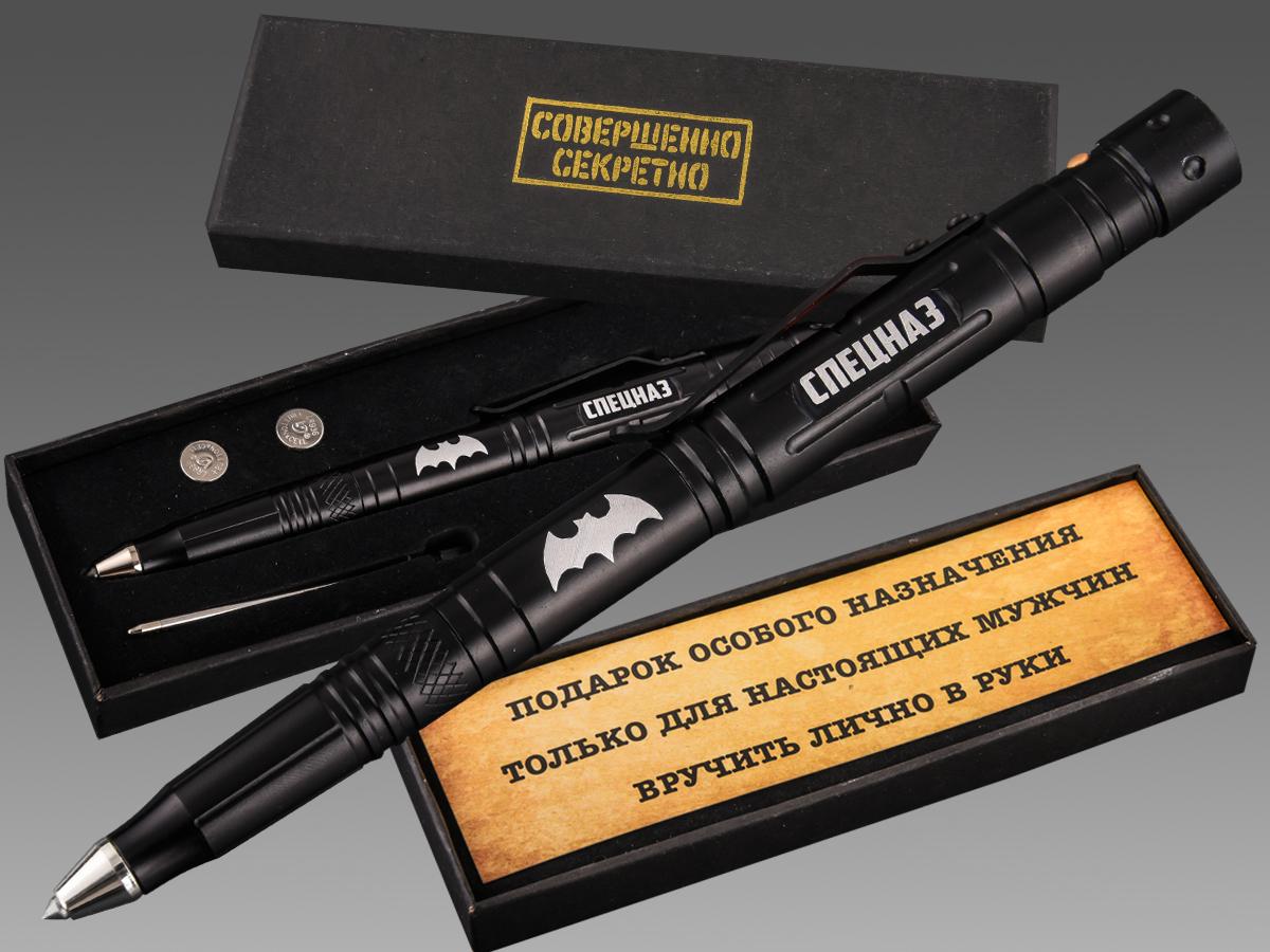 Спецназовская тактическая ручка.