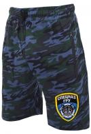 Униформа силовиков! Камуфлированные спецназовские шорты с символикой ГРУ