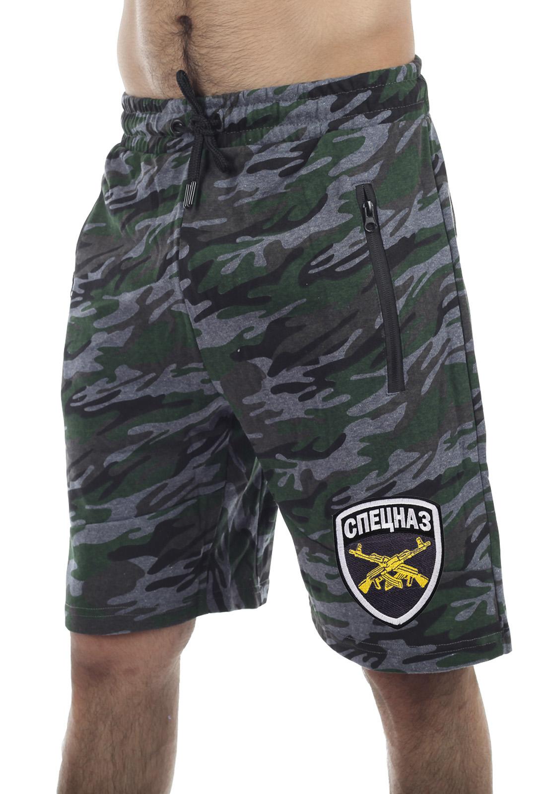 Спецназовские мужские шорты Woodland