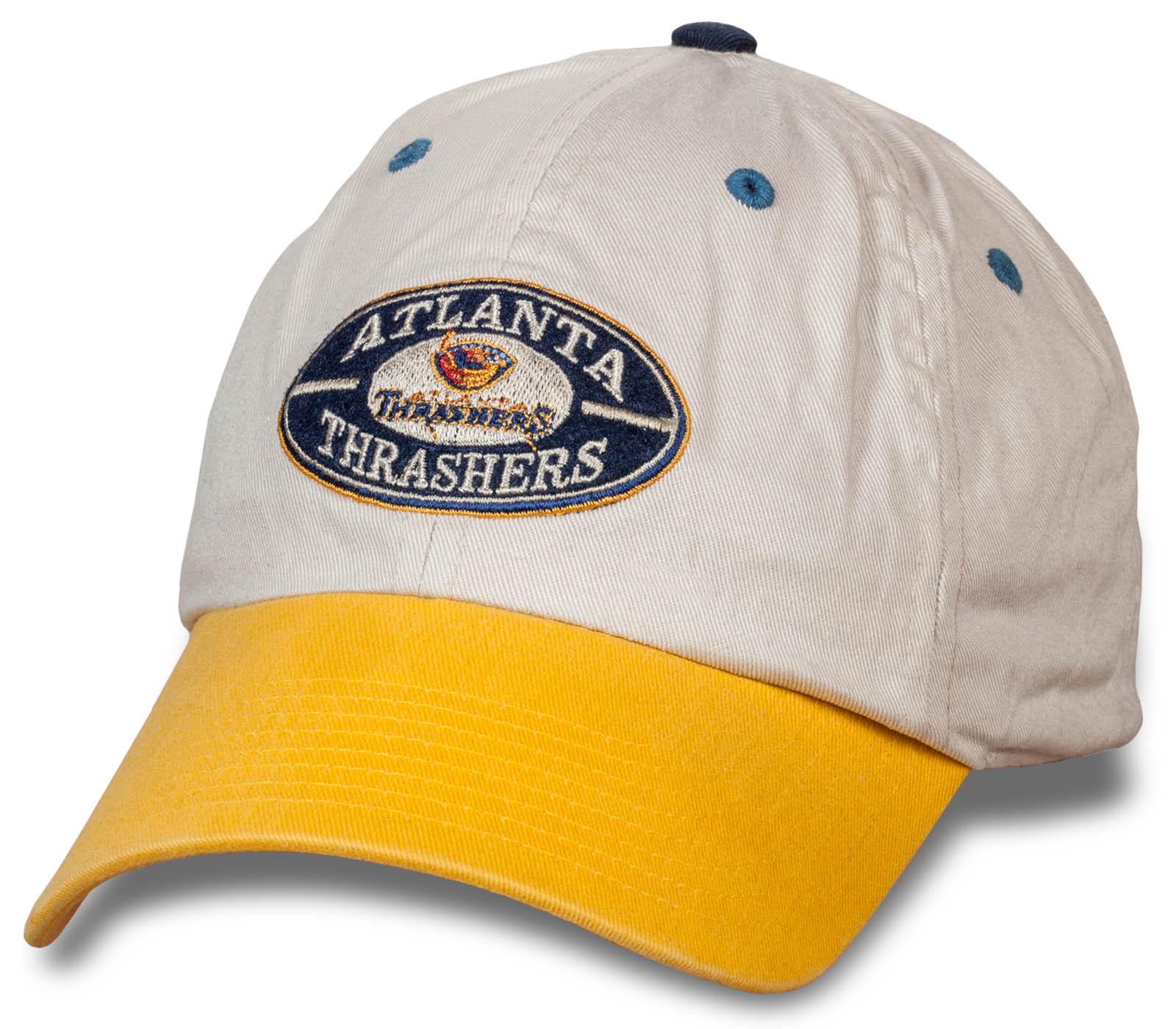 Спортивная бейсболка Atlanta Trashers
