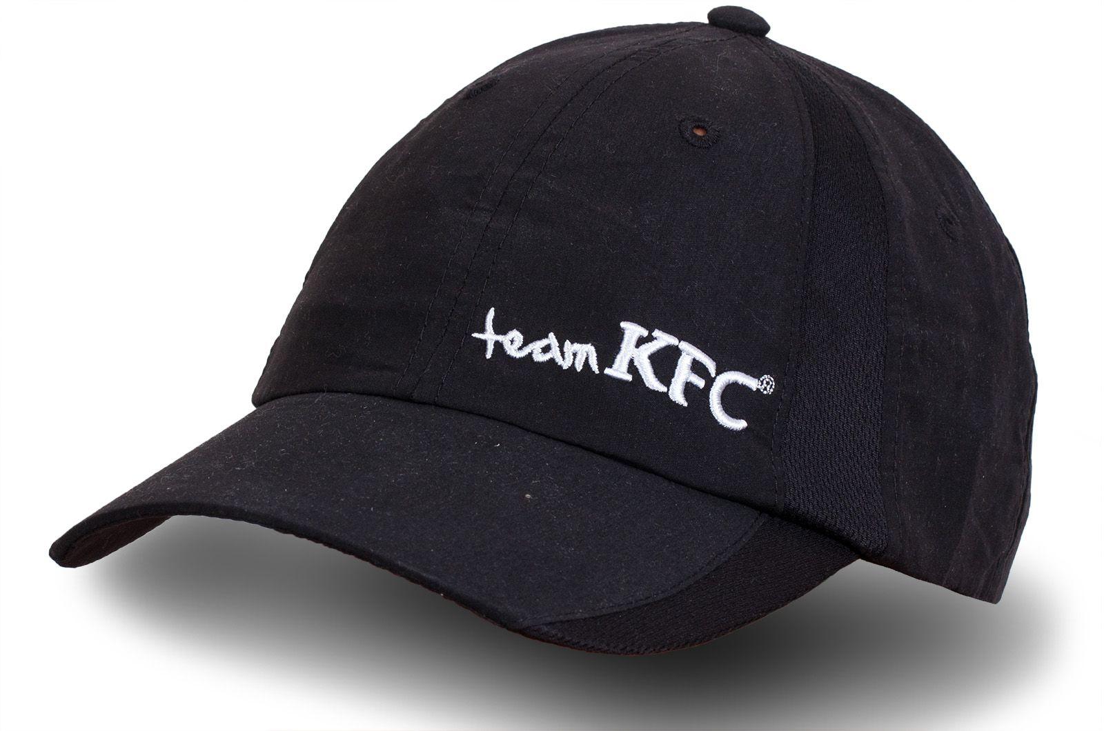 Фирменная бейсболка KFC | Купить спортивную бейсболку по лучшей цене
