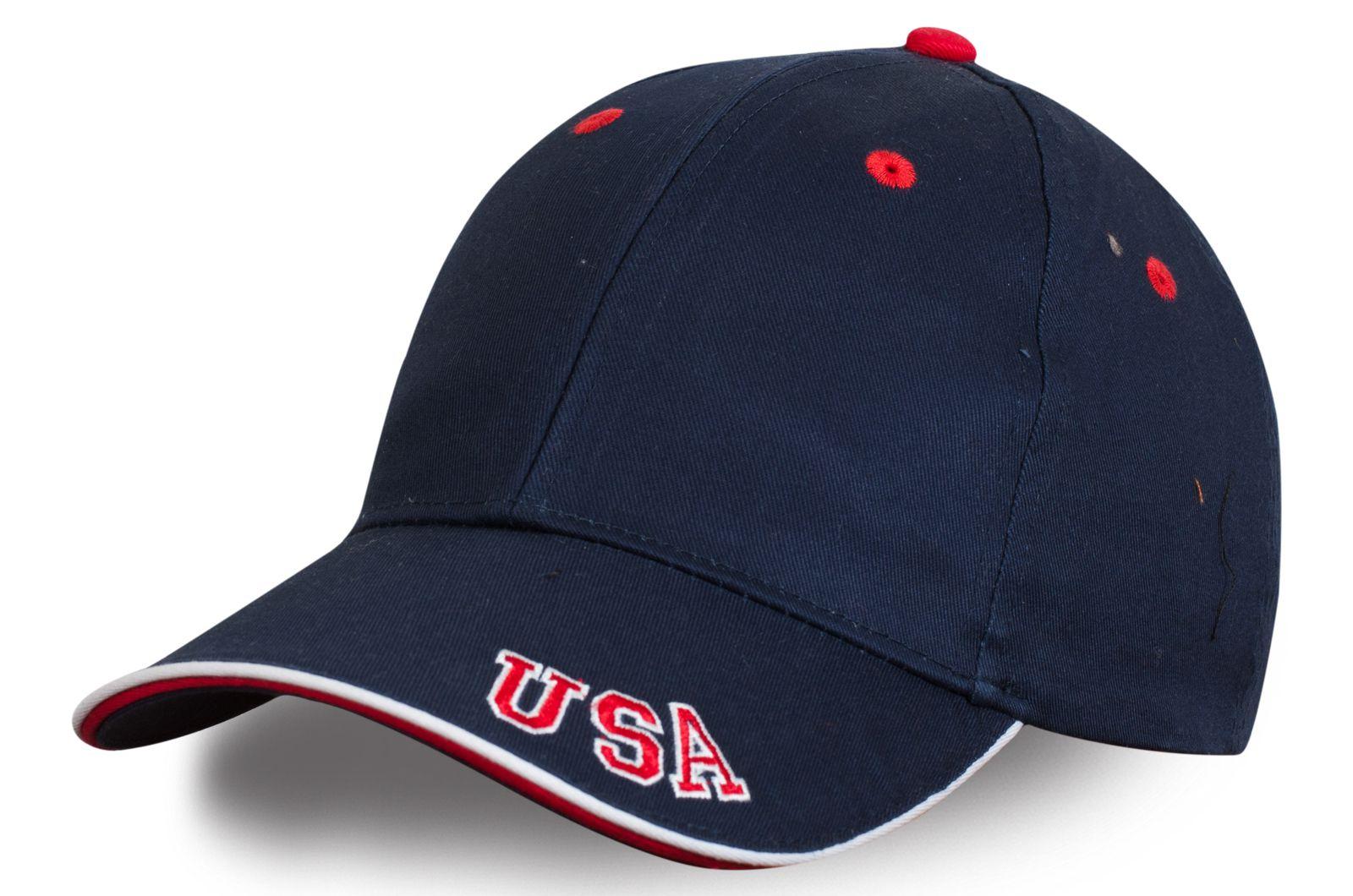 Спортивная бейсболка USA - купить по низкой цене
