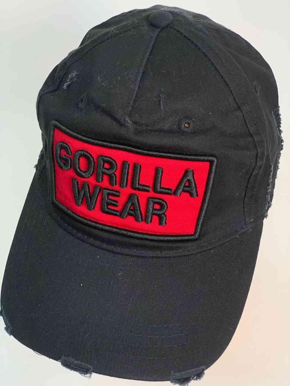 Спортивная брендовая бейсболка GORILLA WEAR