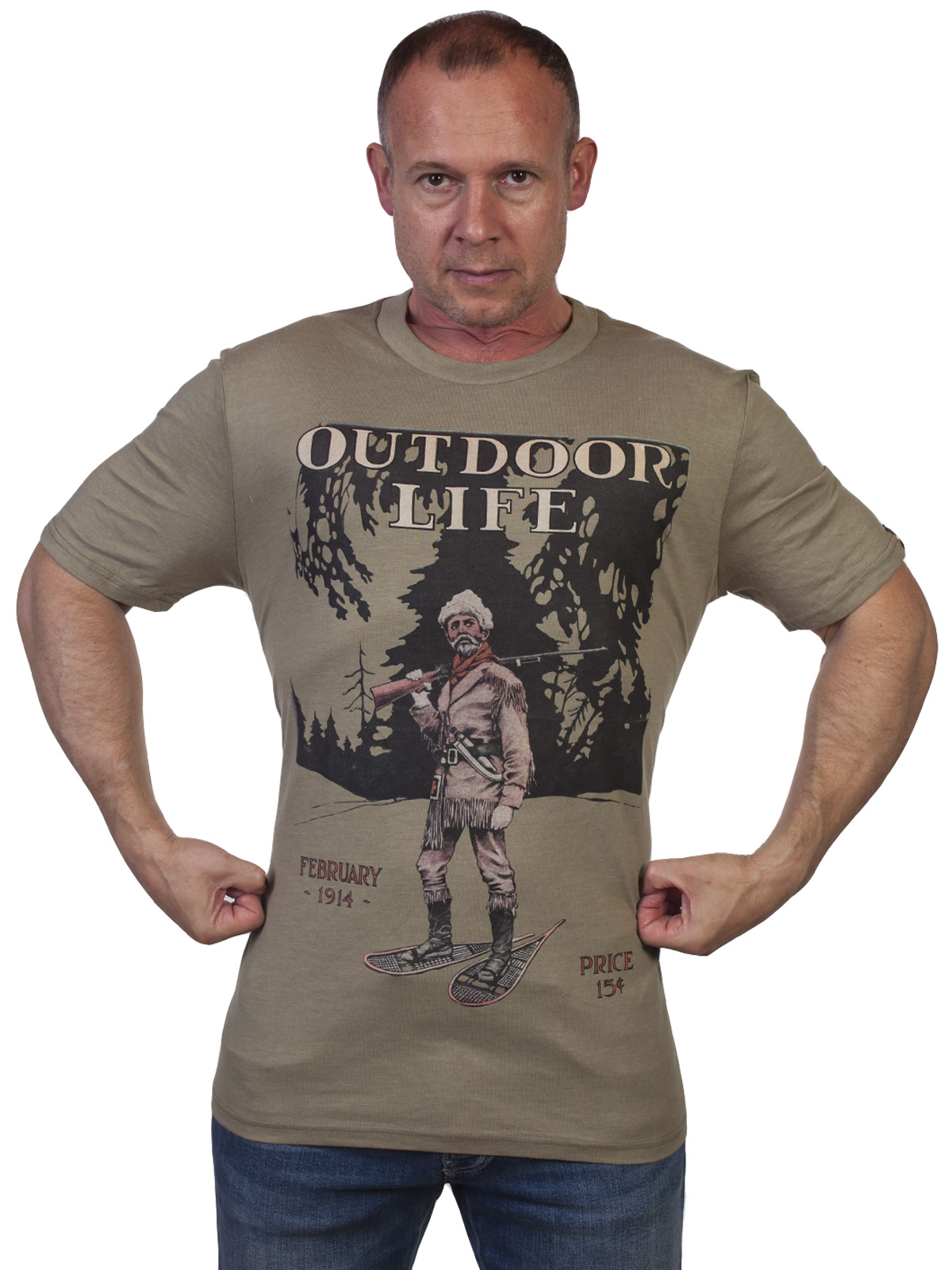Недорогие мужские футболки – большая обнова каталога нашего интернет магазина