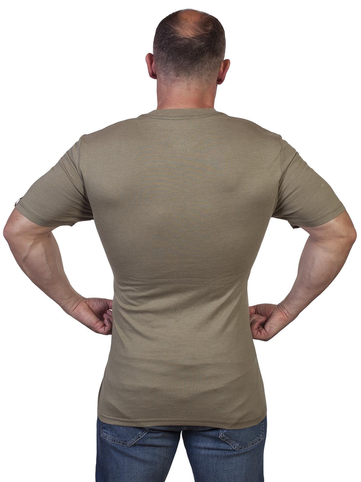 Спортивная мужская футболка Guide Life с принтом. - купить с доставкой