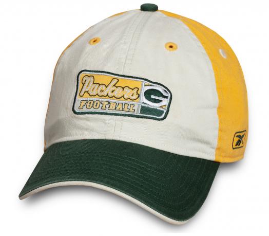Спортивная мужская бейсболка Packers Football