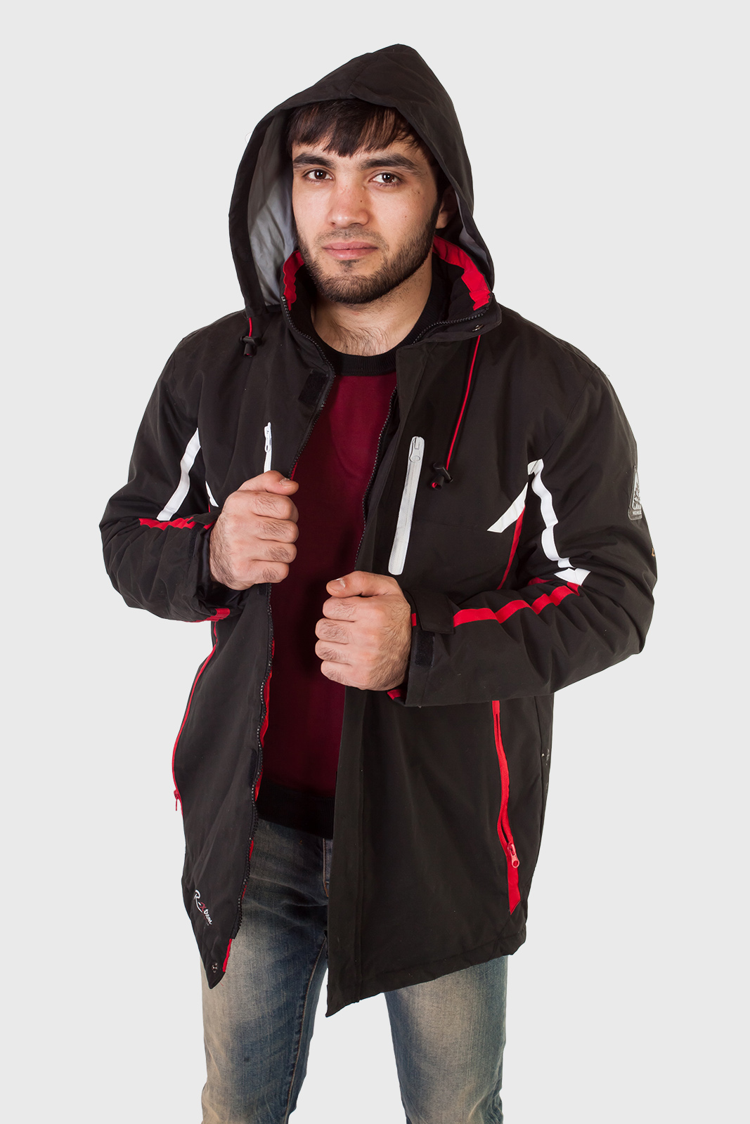 Спортивная мужская куртка на флисе Atlas For Men по выгодной цене