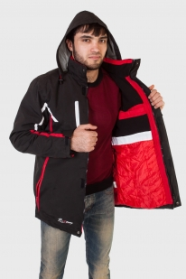 Спортивная мужская куртка на флисе Atlas For Men с удобной доставкой