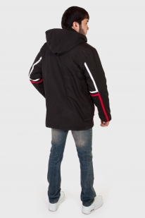 Спортивная мужская куртка на флисе Atlas For Men теплая и удобная
