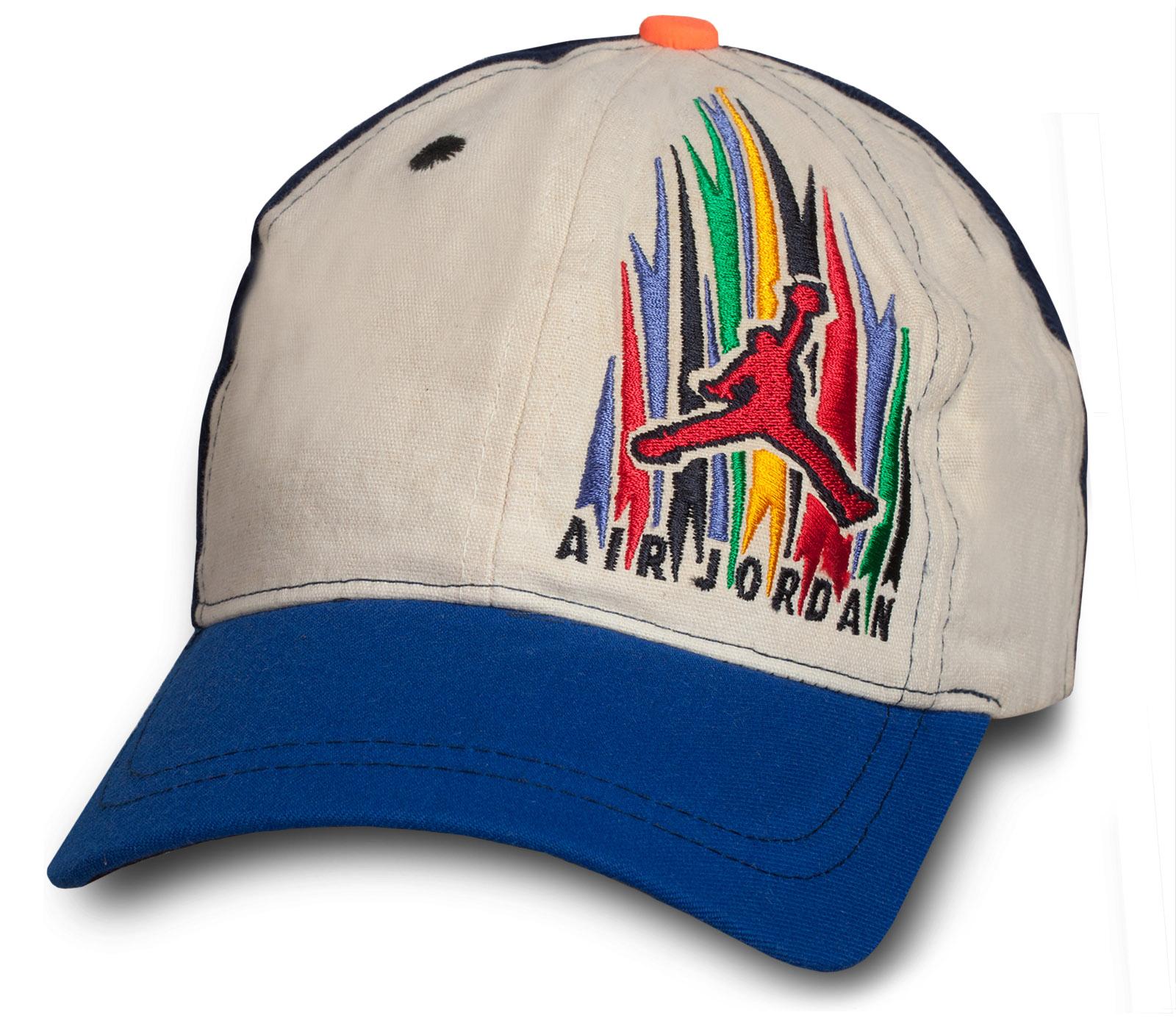 Спортивная оригинальная бейсболка Air Jordan