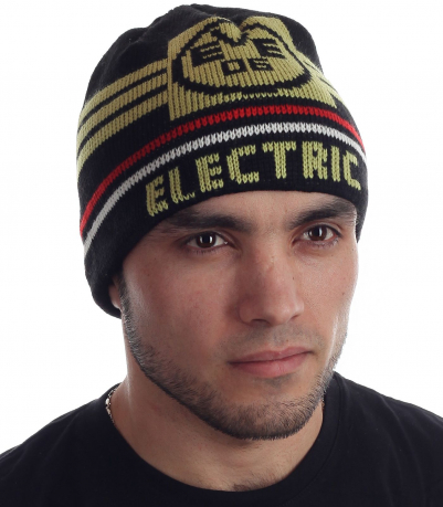 Спортивная мужская шапка от ELECTRIC