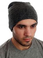 Спортивная вязаная шапка для стильных мужчин