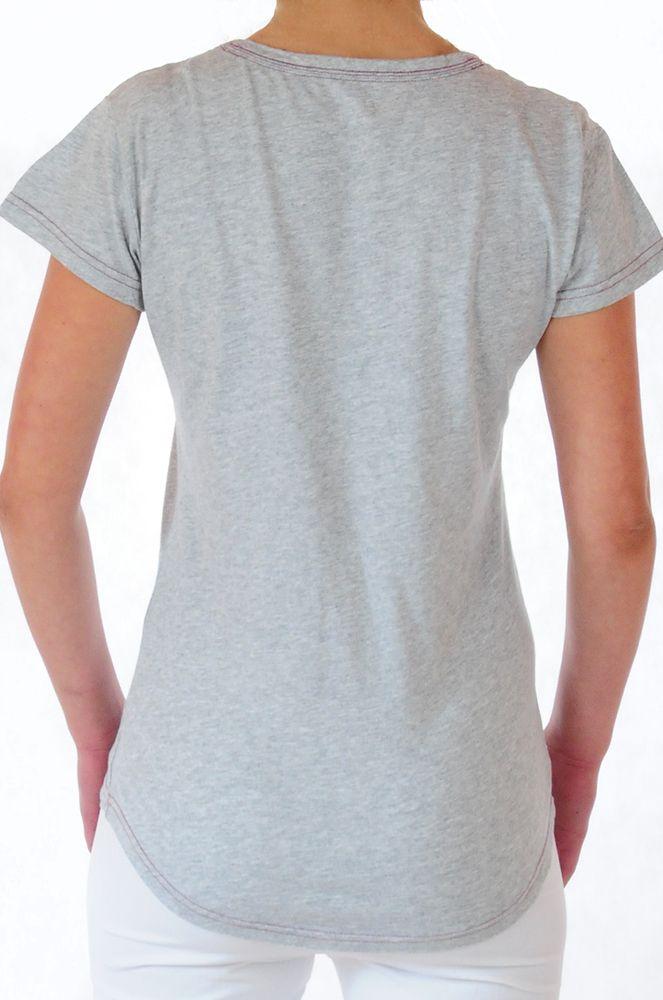 Спортивная женская футболка от Hard Rock® - вид сзади
