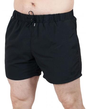 Спортивные мужские шорты для плавания (Topman) - вид спереди