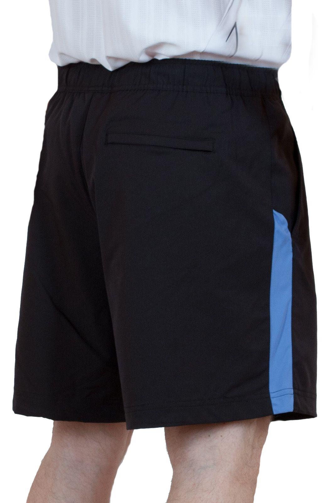 Спортивные мужские шорты - вид сзади