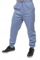 Спортивные мужские штаны меланжевые