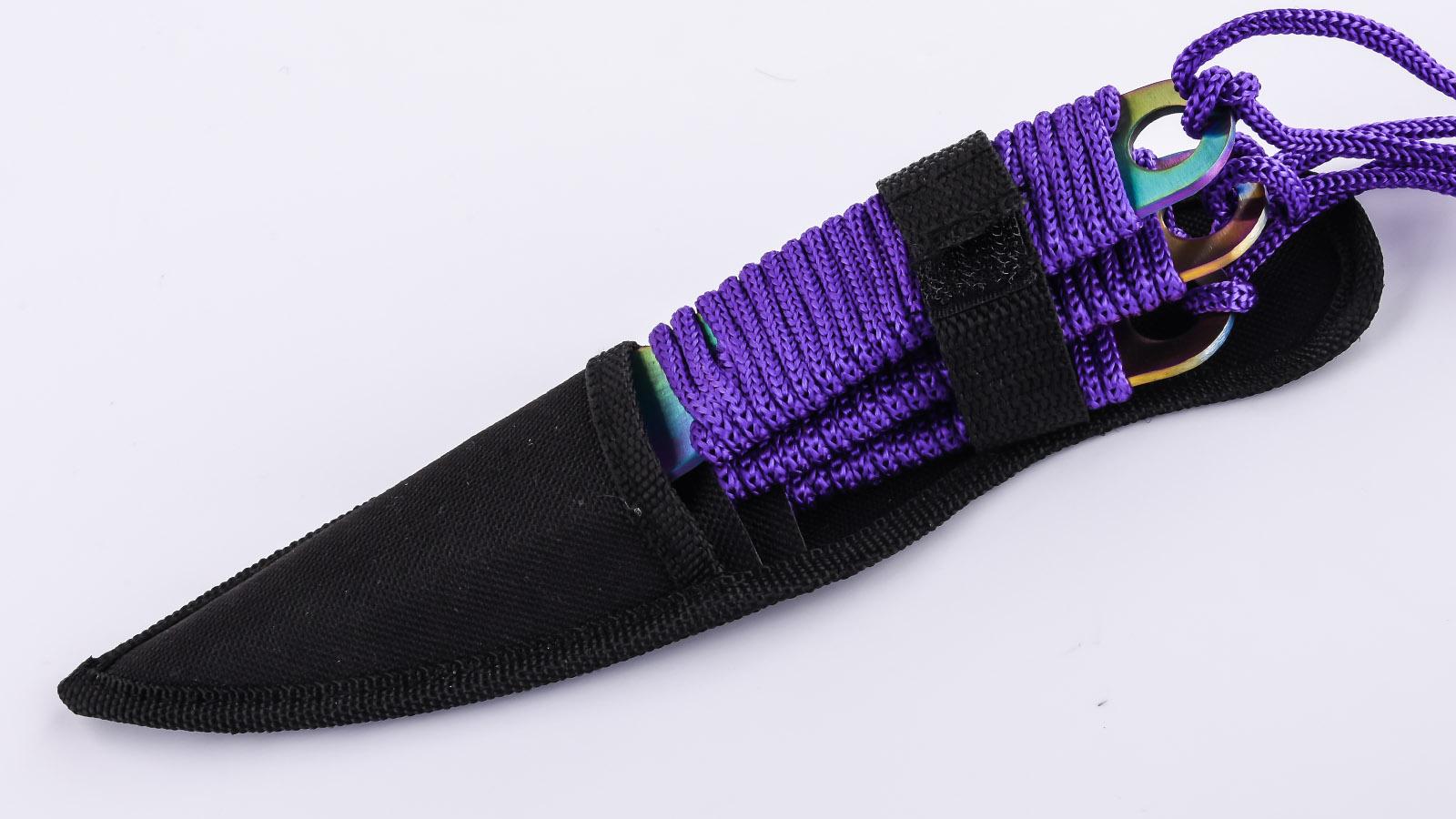 Набор ножей с титановым покрытием с удобной доставкой