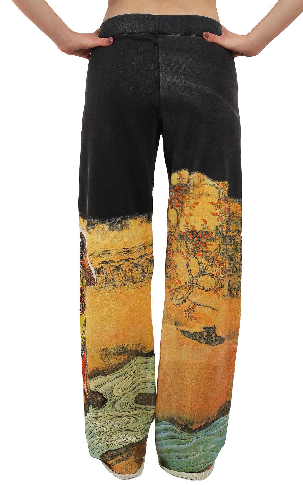 Широкие спортивные штаны для девушек. Твой секси стиль и свобода движений от бренда Paparazzi