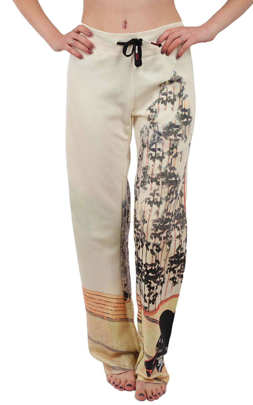 Внимание! Женские спортивные штаны Paparazzi – ограниченная серия ультраактуального прямого кроя