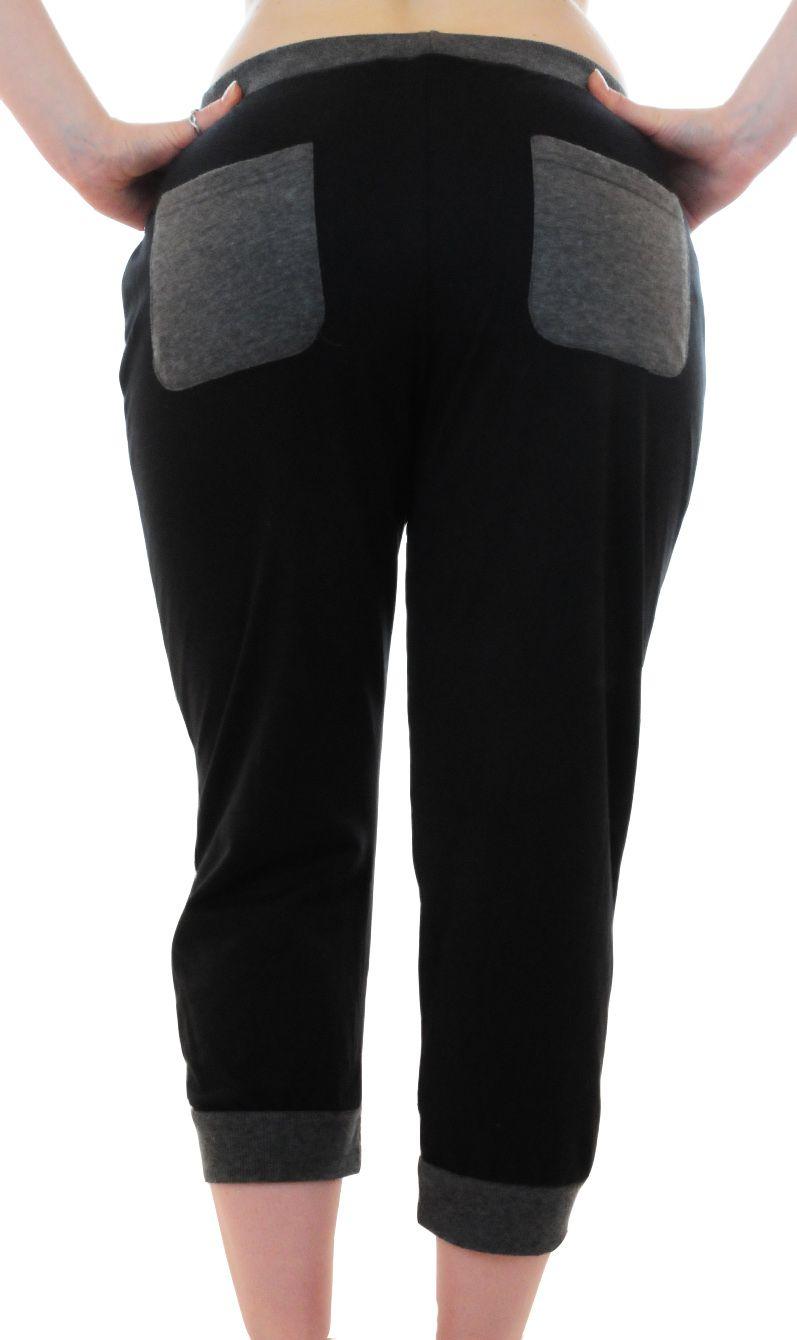 Спортивные женские капри от Coco Limon (США) - вид сзади