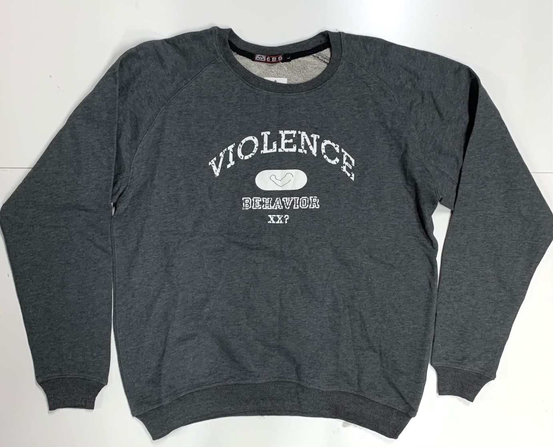 Спортивный мужской свитшот VIOLENCE
