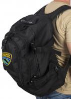 Среднеобъемный рюкзак с эмблемой РАЗВЕДКИ