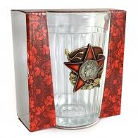 Граненый стакан 100 лет Красной армии