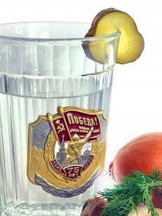 Подарочный стакан ко Дню Победы