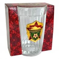 Мощный граненый стакан Бронетанковая техника СССР