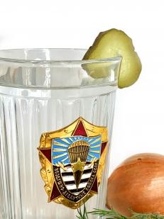 Граненый стакан ВДВ СССР