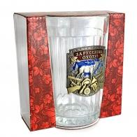 Граненый стакан на подарок охотнику