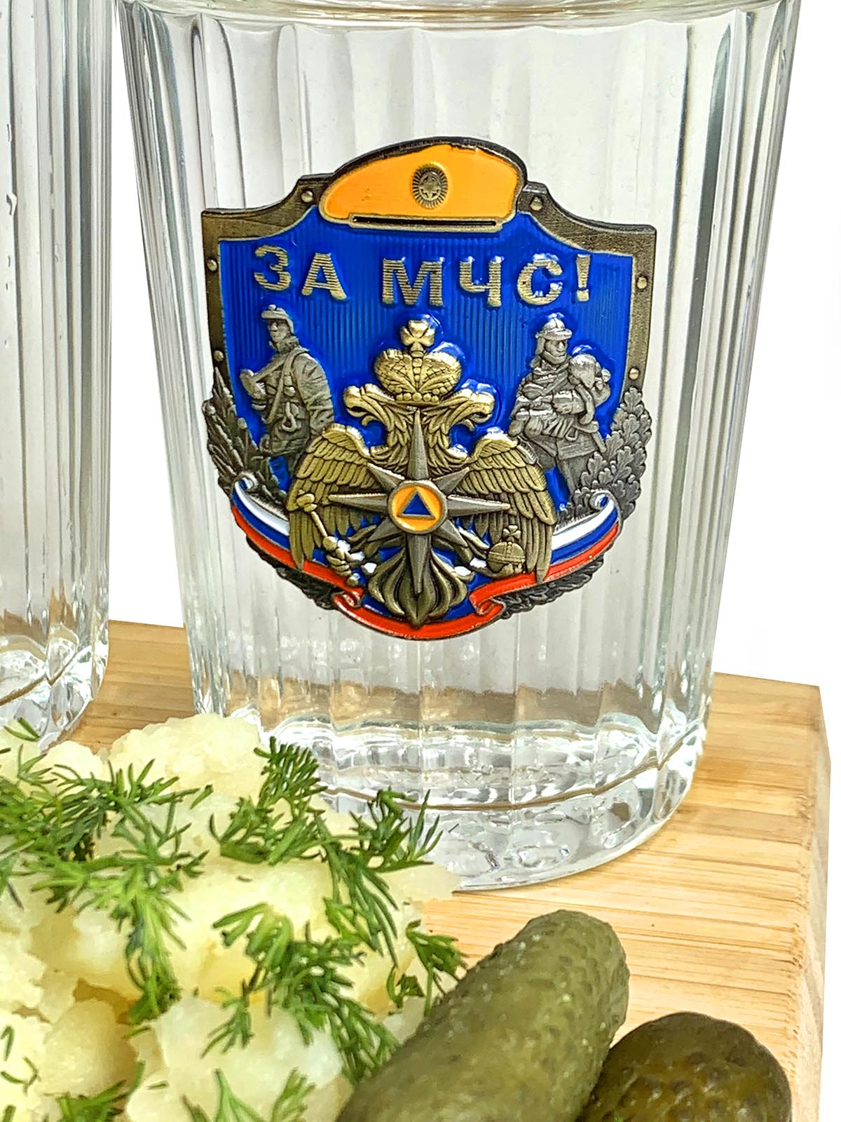 Набор стаканов МЧС