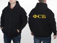 Статусная мужская толстовка ФСБ.