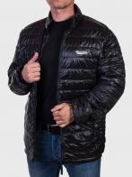 Стеганая черная мужская куртка Blundstone (Австралия)