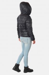 Стеганая женская куртка MAIK & QS с капюшоном уже в продаже