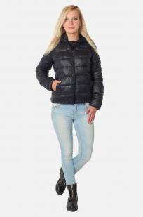 Стеганая женская куртка MAIK & QS с капюшоном доступна для заказа