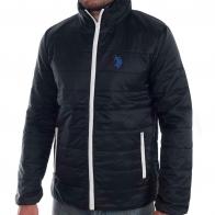 Стёганая мужская куртка U.S. Polo Assn с синтепоновым наполнителем 1e3ead5bebb