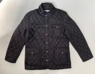 Стеганная мужская куртка от ALLAN CLARK