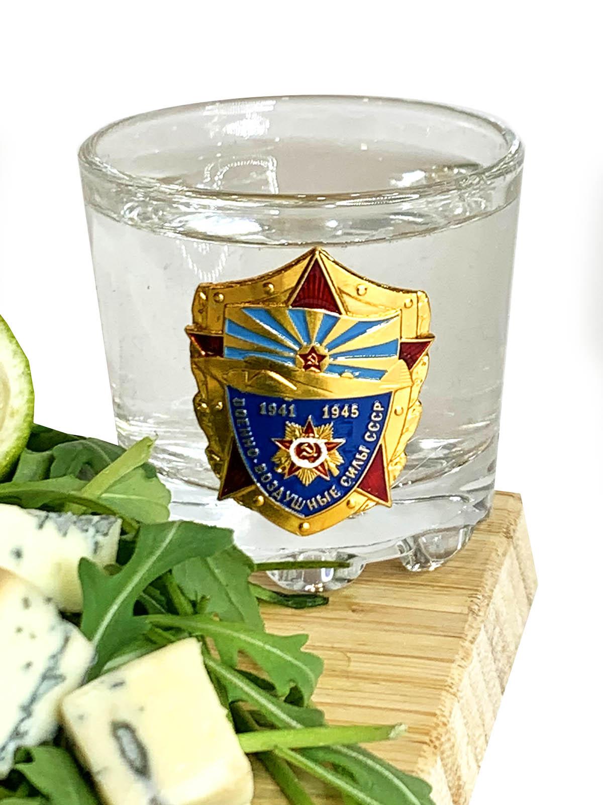 Стеклянные стопки ВВС СССР