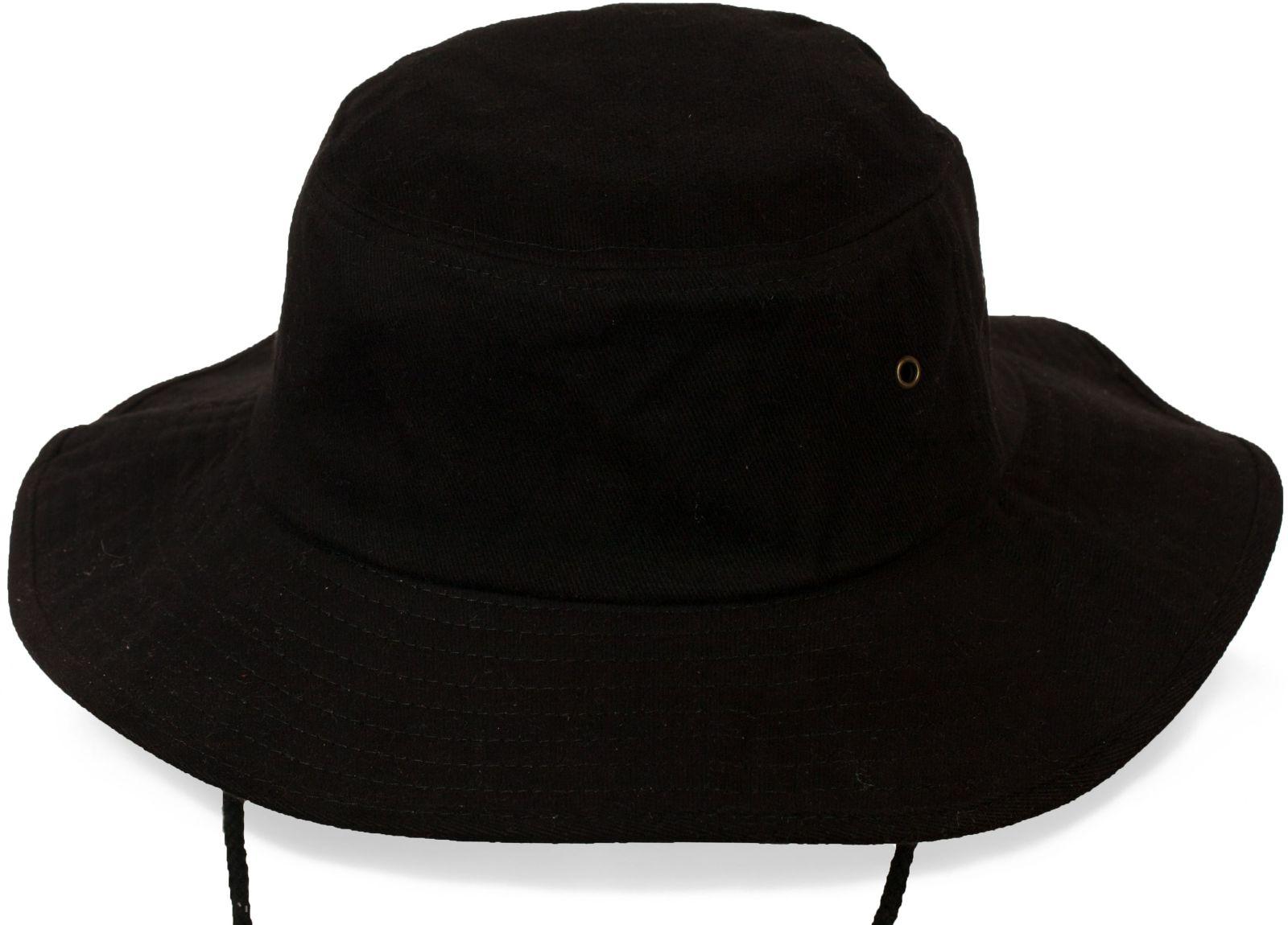 Стильна шляпа для брутальных мужчин