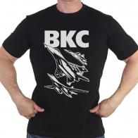 Стильная мужская футболка «ВКС»