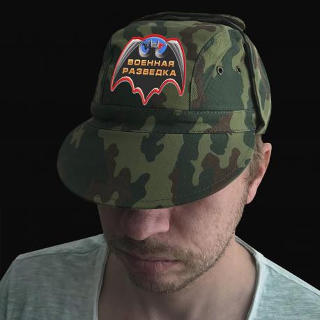 """Стильная кепка """"Военная разведка"""""""