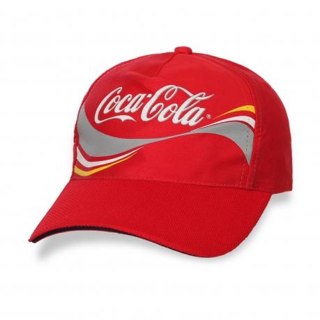 Стильная бейсболка Coca Cola.