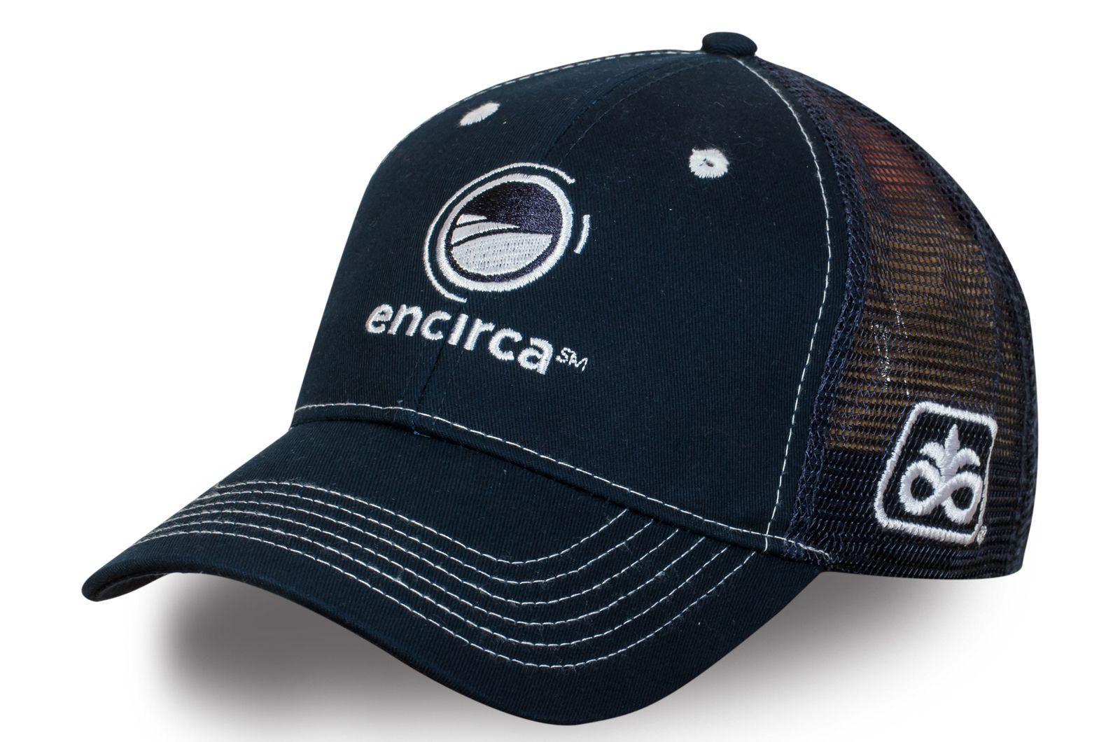 Стильная бейсболка Encirca | Купить стильные мужские бейсболки в Москве