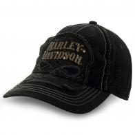 Стильная бейсболка Harley Davidson