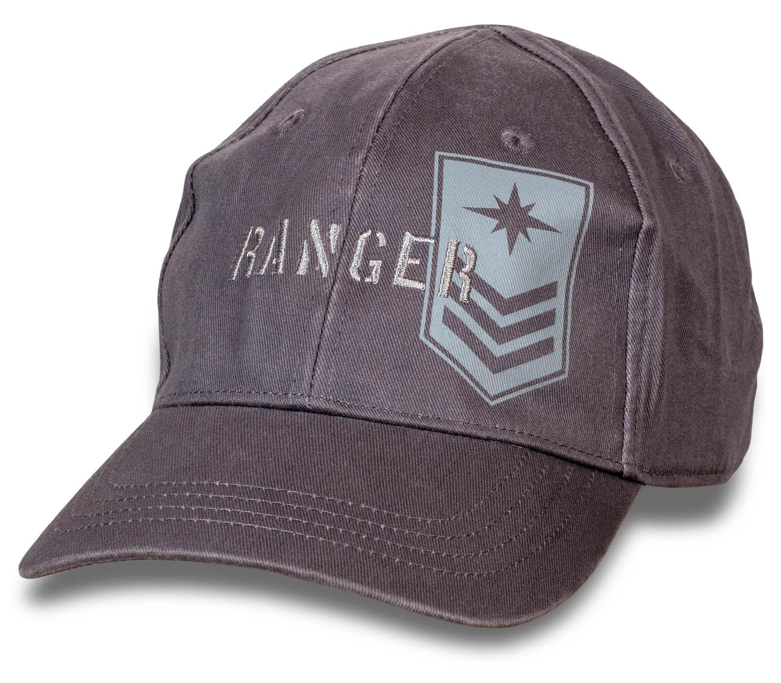 Стильная бейсболка Ranger.